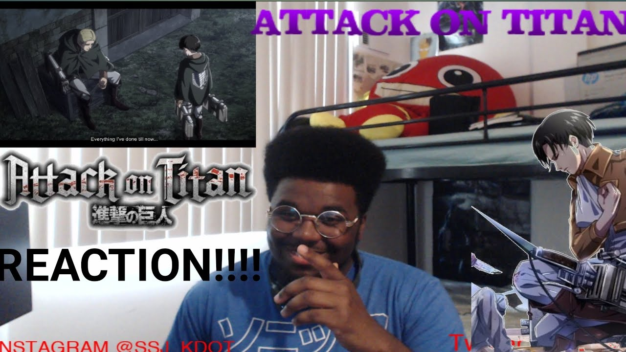 Attack on Titan Season 3: Episode 16 (Perfect Game) - Reaction and Review - YouTube