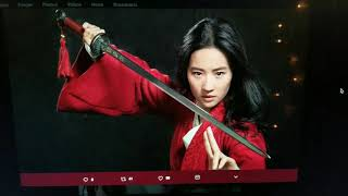 First Look at Disney's Live-Action Mulan