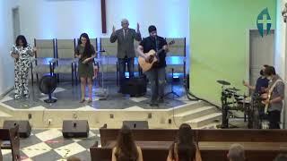 #51 - Culto Online   Rev. Robson Ramalho