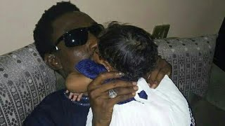 Top Kannywood Musician With His Daughter