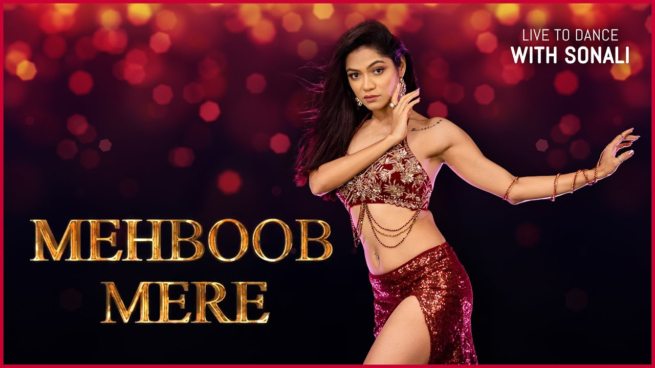 Mehboob Mere - Fiza | Bollywood Dance | LiveToDance with Sonali
