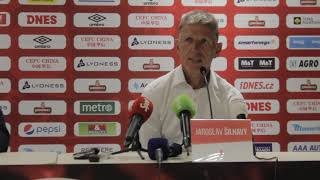 Video Gol Pertandingan Slavia Prague vs OGC Nice