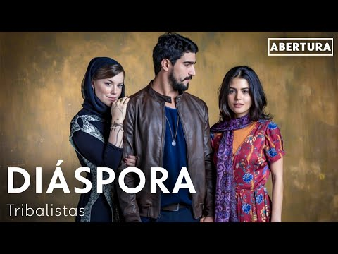 Diáspora - Tribalistas  Órfãos da Terra Lyric Vídeo TEMA DE ABERTURA