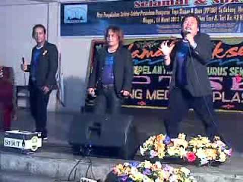 Elexis Trio - Jembatan Barelang (live Performance In Medan)