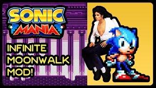Sonic Mania (PC) - Infinite Moonwalk Mod! (4K/60fps) #premyare…