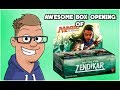 Magic The Gathering Battle For Zendikar Booster Box Opening - Part 2 - LOOKING FOR EXPEDITIONS !!