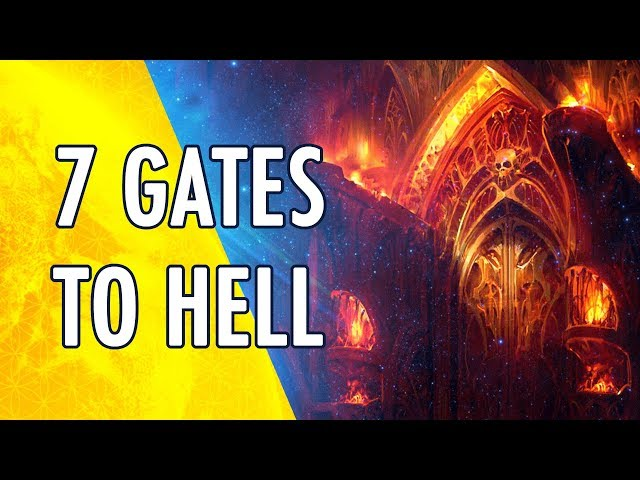 7 REAL Gates to HELL on Earth