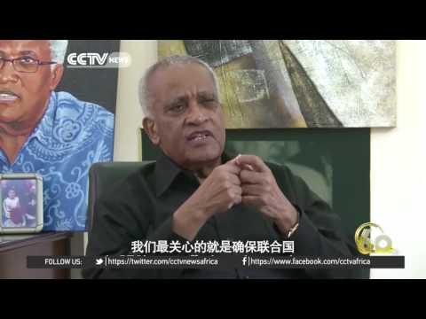Salim Ahmed Salim youngest Tanzanian ambassador to China