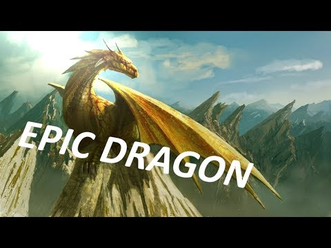 TUTO : How To Draw A Dragon
