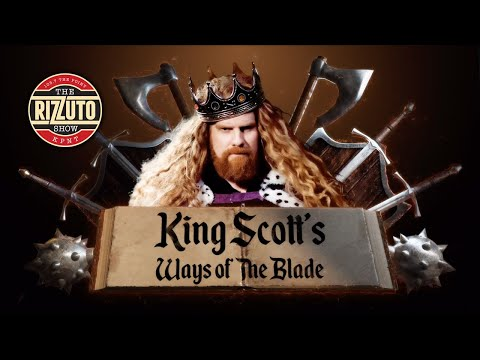 King Scott's Ways of the Blade [Rizzuto Show]