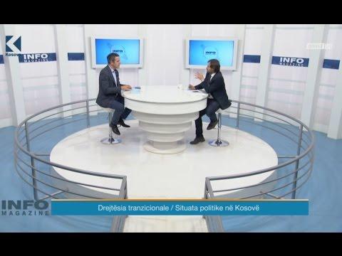 Info Magazine – Arben Gashi – 29.04.2016 – Klan Kosova