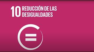 10  Reducción de Desigualdades - Agenda 2030-