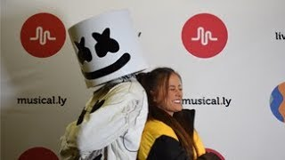MY 21ST BIRTHDAY + CHILLIN WITH MARSHMELLO | Holly H