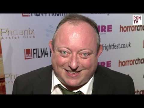 Lawrence R. Harvey   The Human Centipede 2 & 3  Frightfest 2013