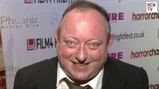 Lawrence R. Harvey Interview - The Human Centipede 2 & 3 - Frightfest 2013