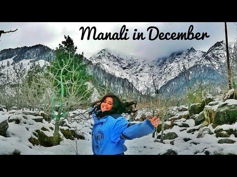 Manali Travel Vlog | Manali in December