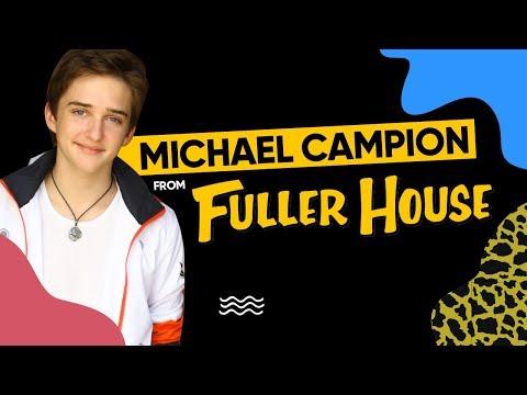 Fuller House's Michael Campion Hidden Talent
