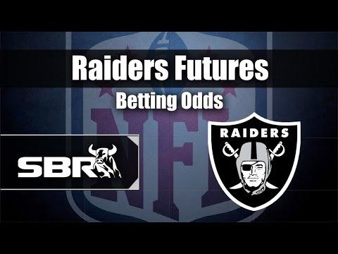 NFL Picks: Oakland Raiders Futures Odds