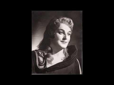 Birgit Nilsson drives the audience crazy with Laserbeam C6