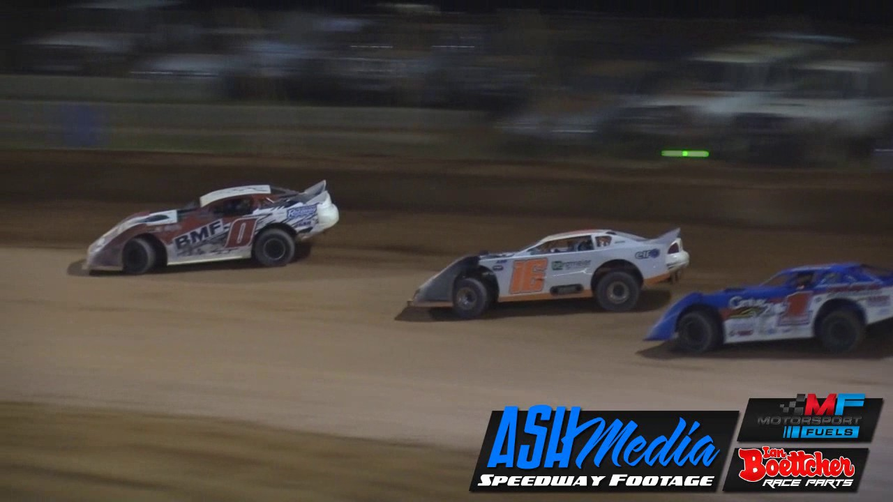 Super Sedans Outstanding Finish Heat National Title Albany