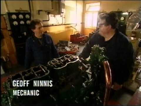Coltrane's Planes & Automobiles: The Diesel Engine