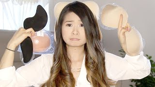 Different Types of Stick On Bras (backless & Strapless) | Eva Chung