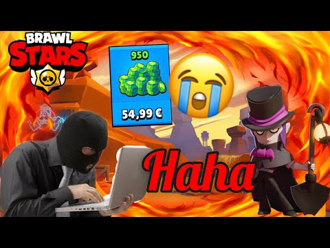 Scammer Scammt Uns In Brawl Stars 😭😡