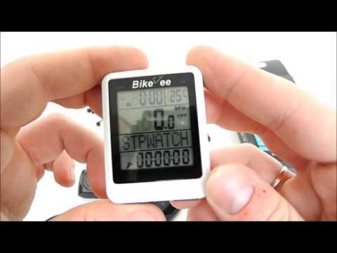 Беспроводной вело компьютер Bikevee Wh-20 Wireless Bicycle Computer