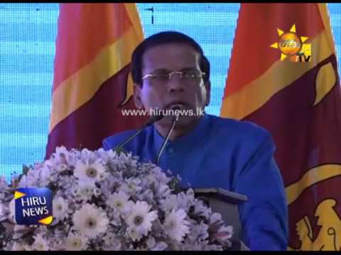 I accepted the party to establish an SLFP government