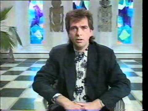 Peter Gabriel on Startest (1989) 1