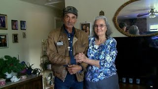 Homeless man finds fresh start and reunites with birth mother