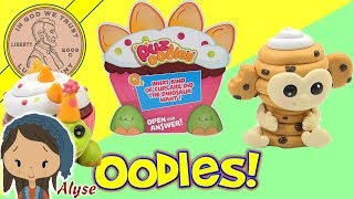 Puzoodles Collectible Mash-Up Characters To Build!