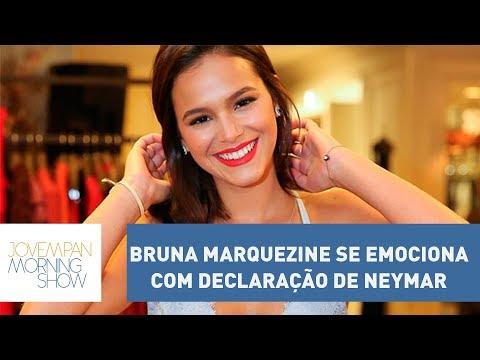 Bruna Marquezine Se Emociona Com Declaração De Neymar Em Canal De Giovanna Ewbank