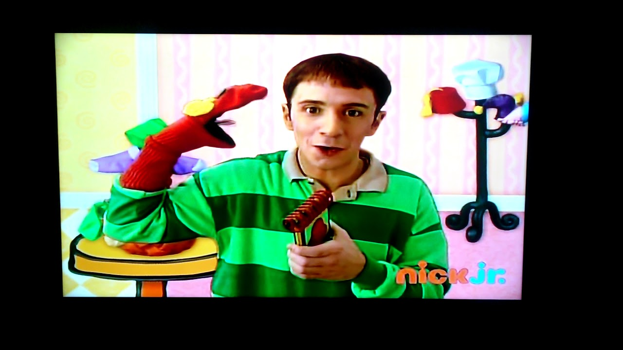 blue u0027s clues 3 clues from what u0027s so funny youtube