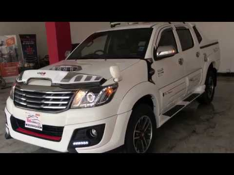 Hilux ViGO Champ 2014 , Thailand By Bilal Automobiles - YouTube