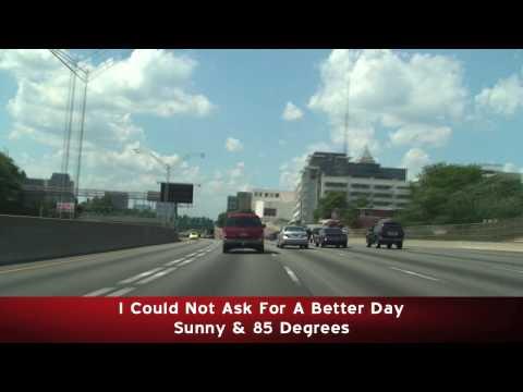 Atlanta, GA I-85 SW to NE
