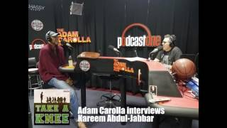 Preview of Adam Carolla's Take a Knee With Kareem Abdul-Jabbar