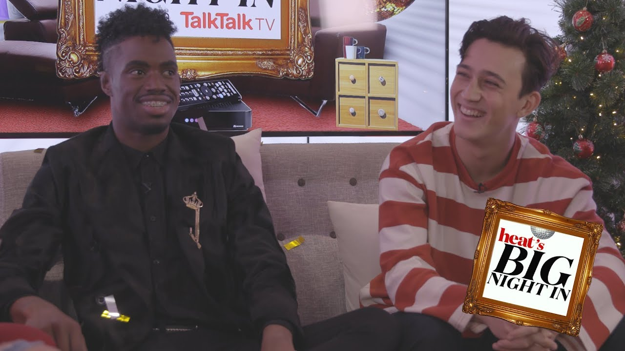 'I woke up in Louis' dressing room!' Dalton on X Factor win! heat's Big Night In with TalkTalk TV