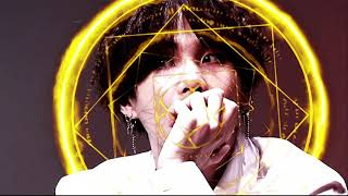 Suga || SuperHero !AU || Doctor Strange (MEP Part)