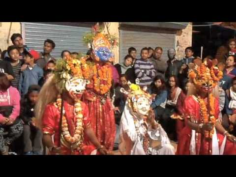 12 Year Bhadrakali Khadagsiddhi Jatra 2072 Part-1