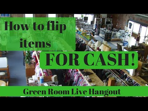 How to Flip Items For Cash - Live Haul!