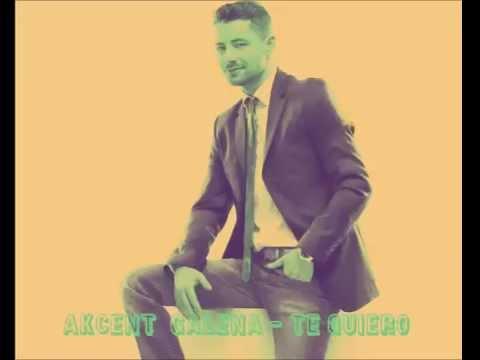 Akcent Galena - Te Quiero [ Music Video HD ]