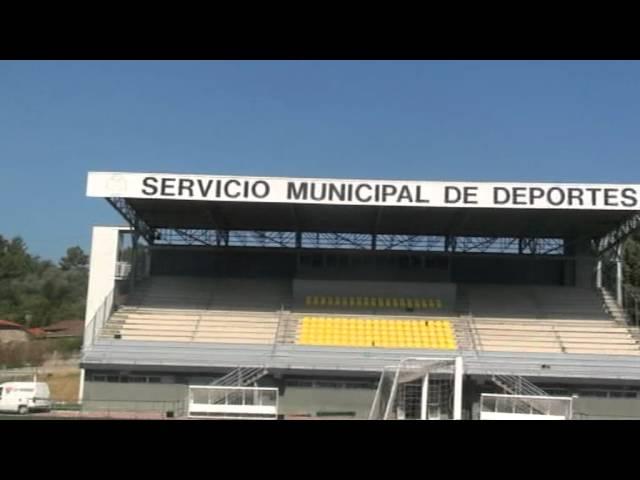 Ourense CF Instalaciones Gradas
