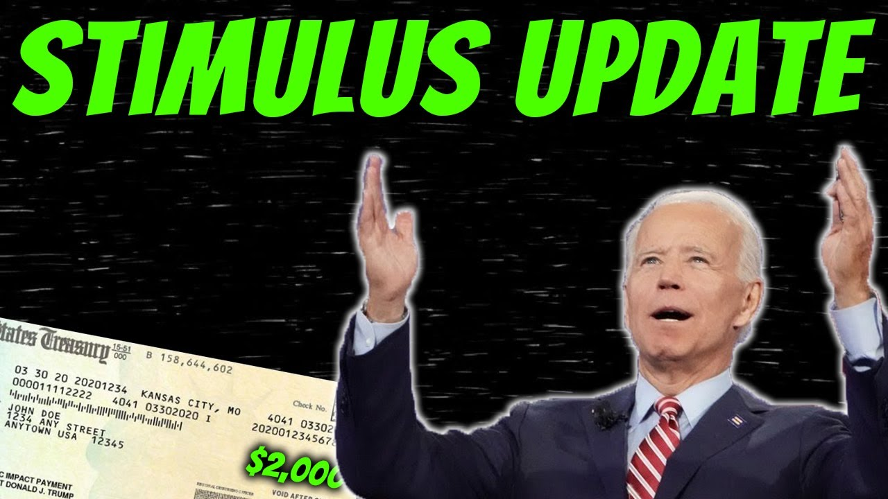Download ($1,400 + $600) $2,000 Stimulus Check Update & Timeline: Back To NEGOTIATIONS - Jan 19