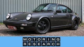 Porsche 911 Carrera 3.2: Exclusive Drive  - Motoring Research