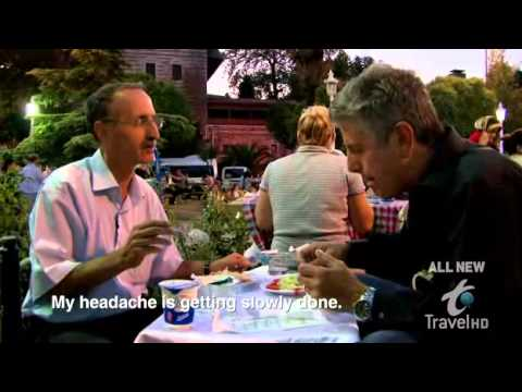 Anthony Bourdain: No Reservations in Istanbul with The Best Taxi Driver 2009