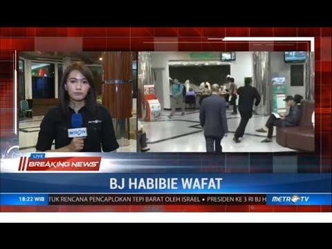 BJ Habibie Wafat