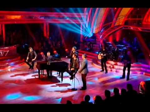 Take That Back For Good Strictly Come Dancing December 12 2010