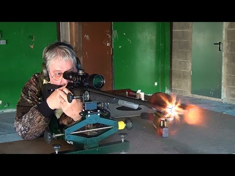 La carabine RX Helix Merkel cal 338 WM +frein de bouche DF 2000