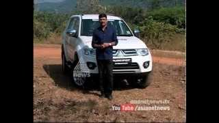Smart Drive - Mitsubishi Pajero Sport Automatic Review and Testdrive | Smart Drive 22nd February 2015
